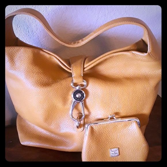 Dooney & Bourke Handbags - Dooney & Burke Handbag and Coin Purse
